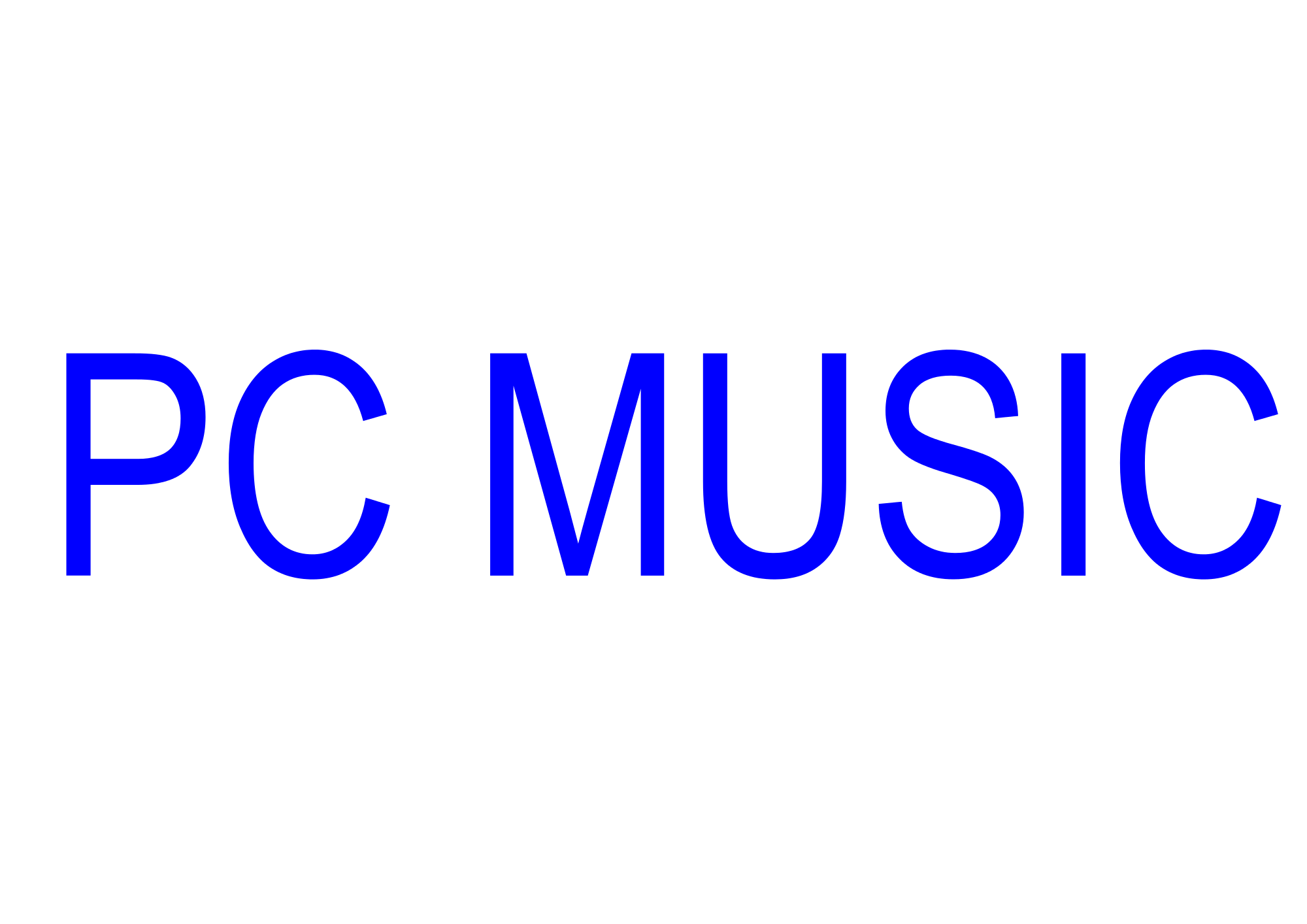 pc music
