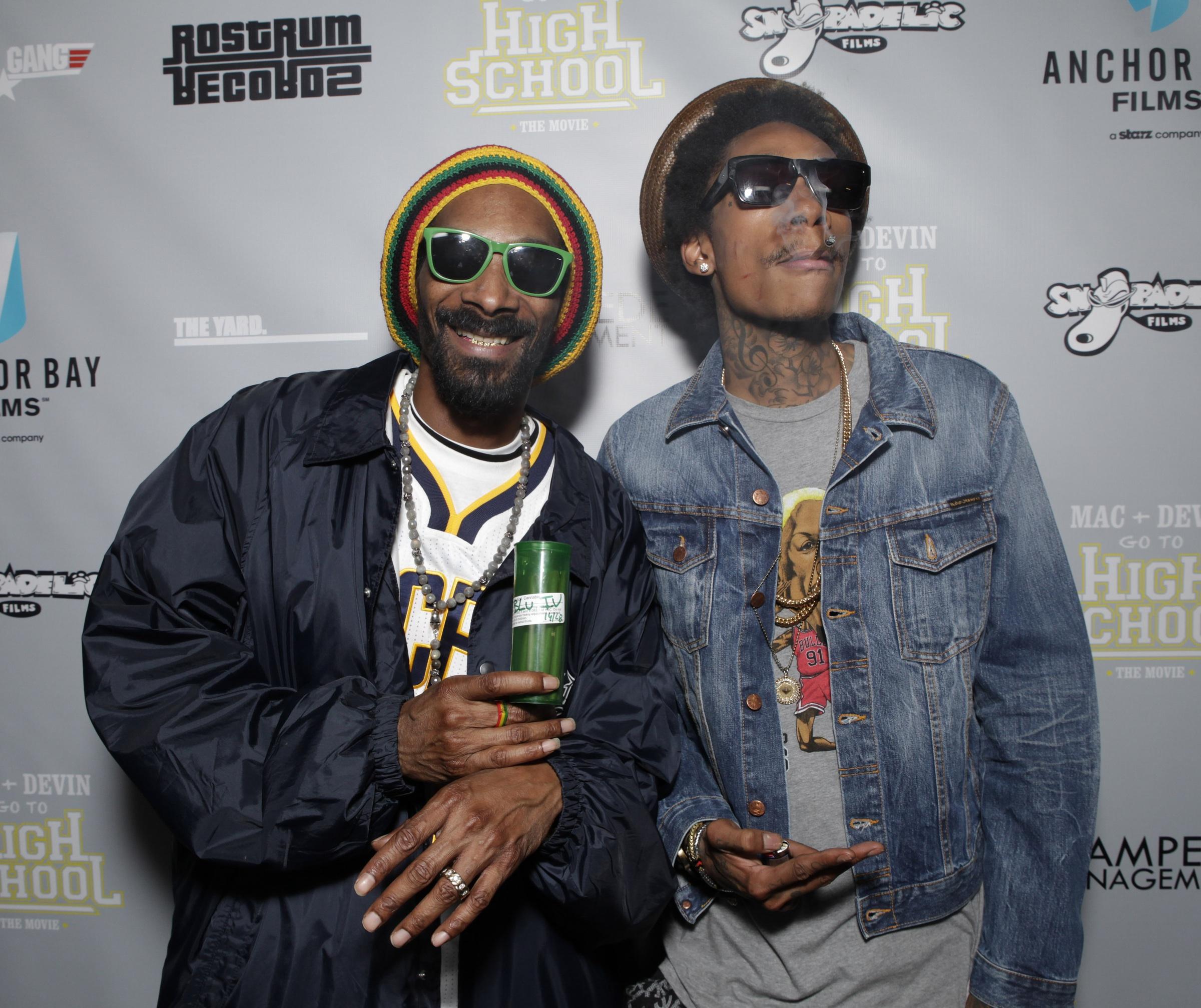 Snoop Dogg; Wiz Khalifa