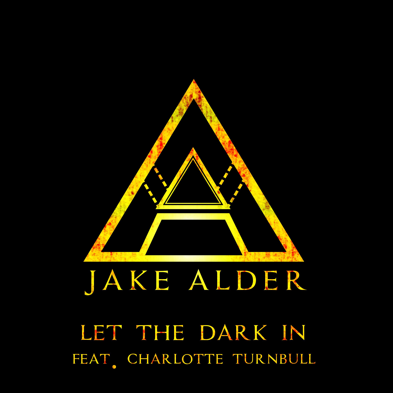 Jake Alder - let the dark in artwork