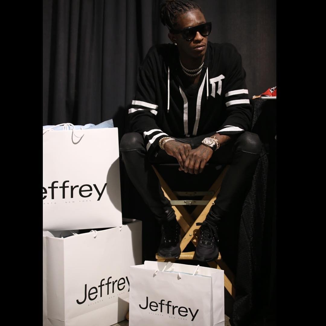 young thug jeffery