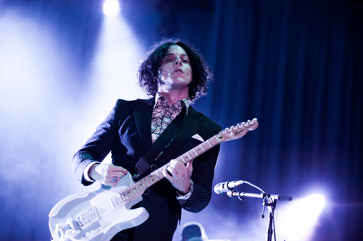 Jack White - Bonnaroo, Manchester TN 14/06/14 | Photo by Gaelle Beri