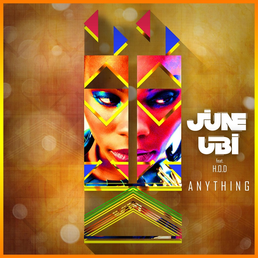 June Ubi - Anything