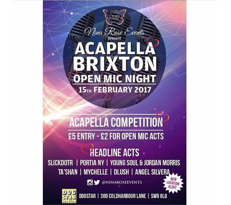 Brixton 18.01.2017ANDREW