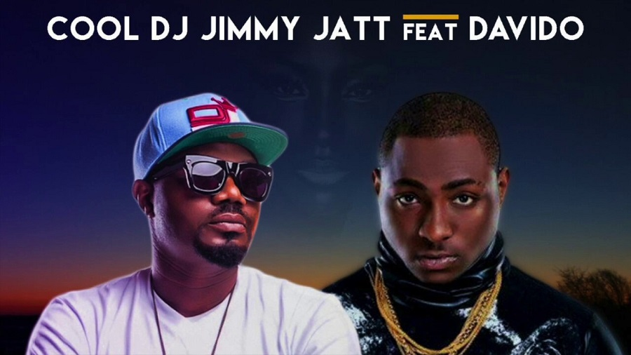 DJ Jimmy Jatt and Davido
