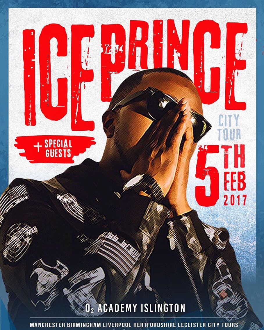 Ice Prince 14.01.2017ANDREW