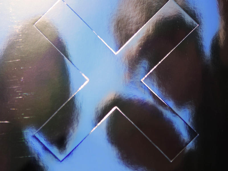 Album art for the new release from The xx, it's called I See You.</em