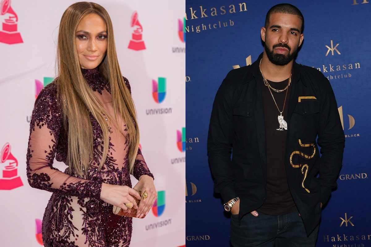 Who is jlo dating drake