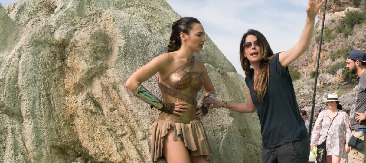 Patty Jenkins Signs Up For 'Wonder Woman 2' Script | Film News