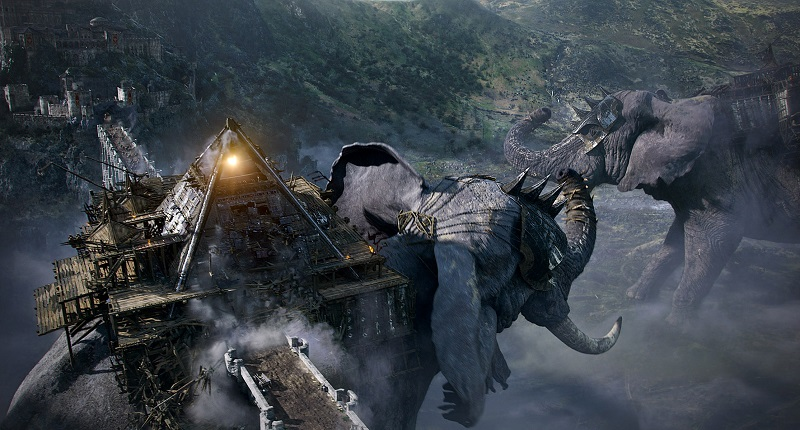 King Arthur The Legend Of The Sword An Unholy Mess Of A Film