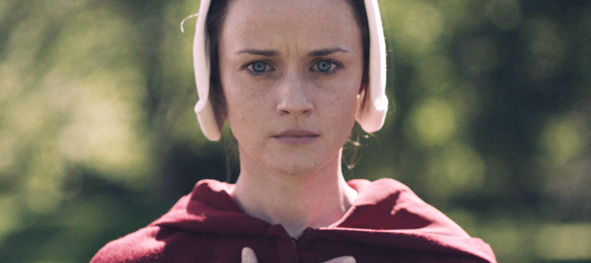 Alexis Bledel To Be Series Regular In Season 2 Of 'Handmaid's Tale' | TV News