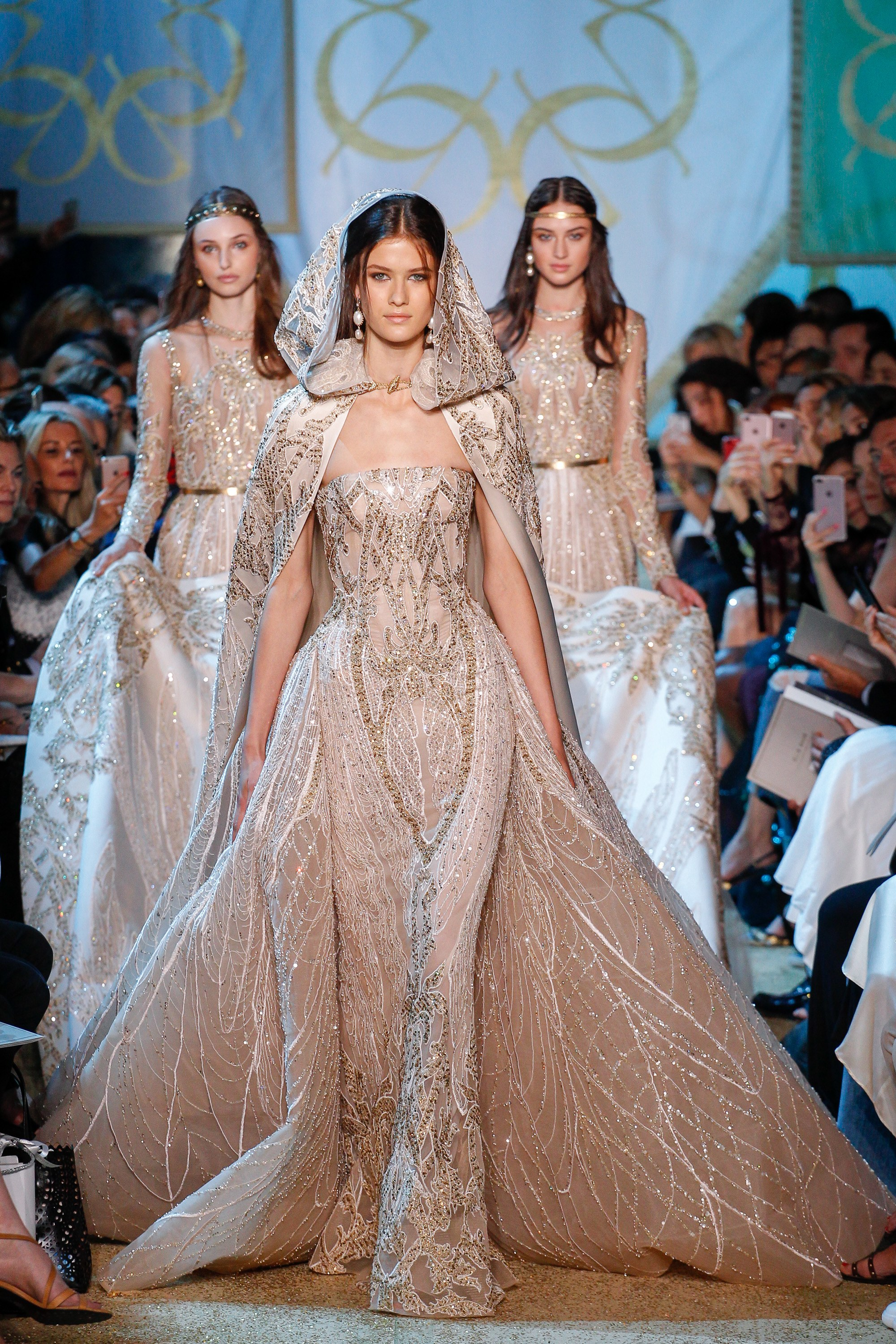 The Best Wedding Dresses From Paris Haute Couture Fashion ...