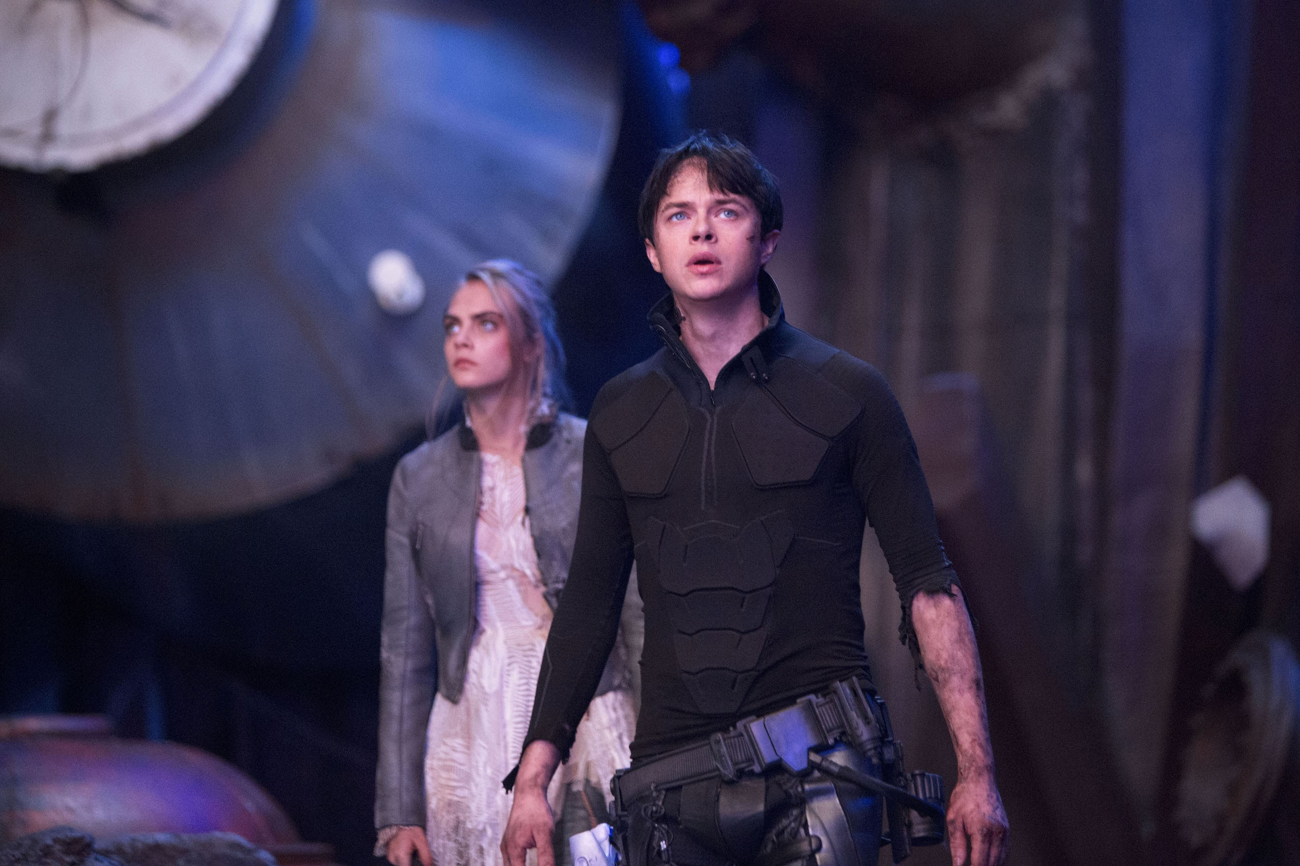Valerian And The City Of A Thousand Planets Beach Scene