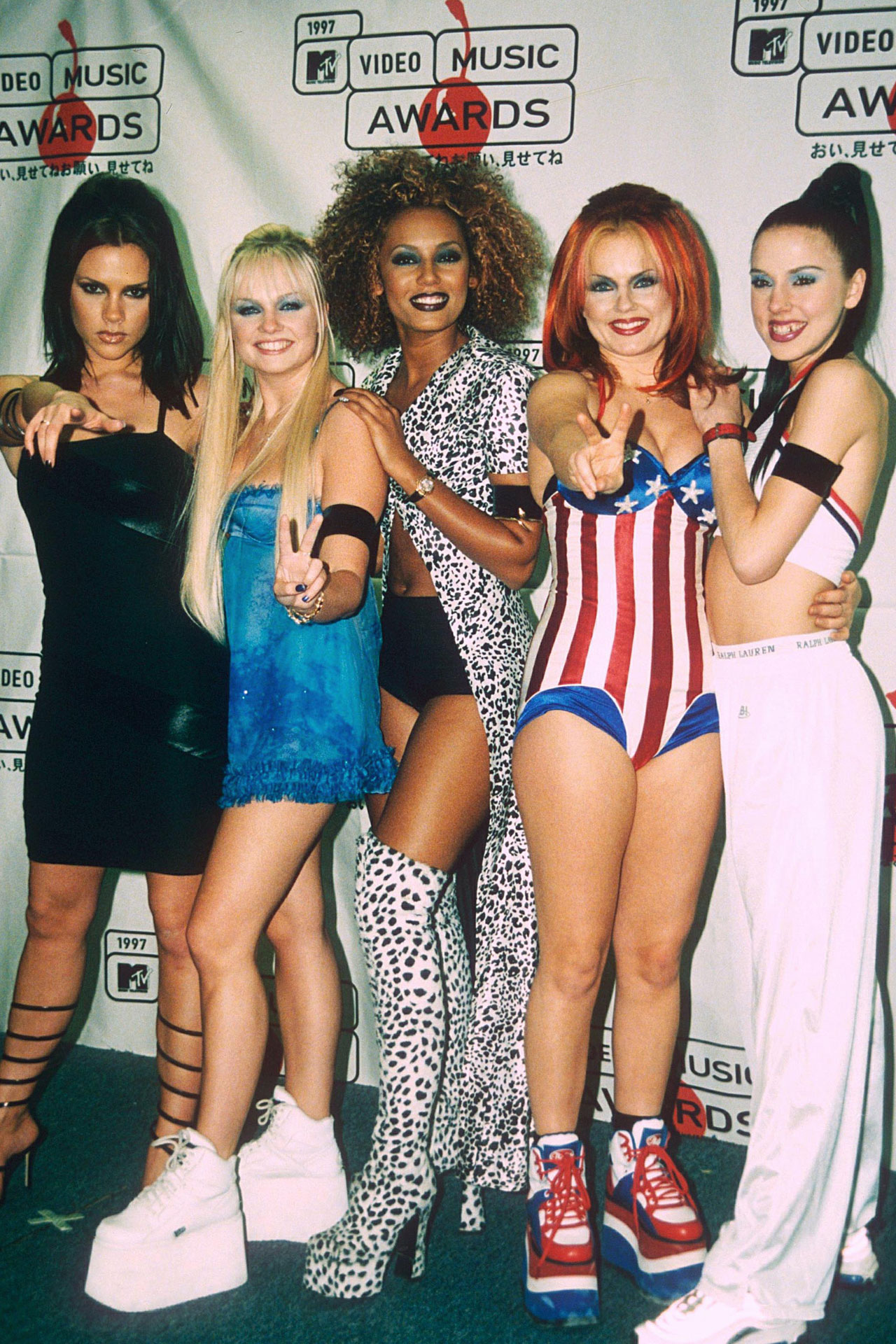 9ac5d4454059 The Spice Girls dominated any 90s babies childhood. Their songs blasting  loud. The girl group consisting of Baby Spice