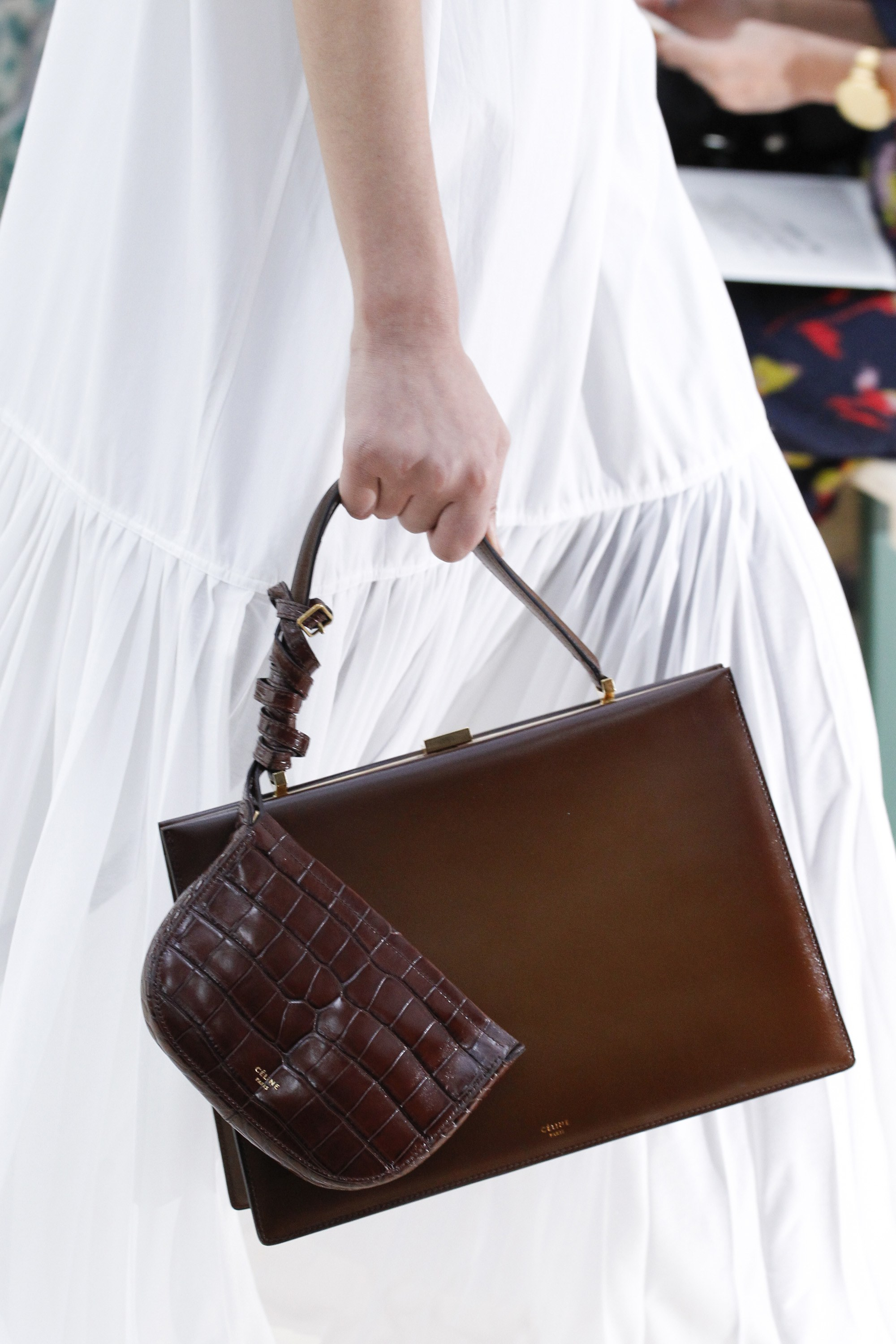 Clasp Bags Are This Year S Must Have Autumn Fashion Accessory News