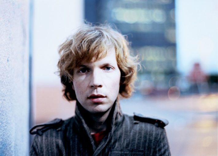 the musical style of beck hansen a musical genius