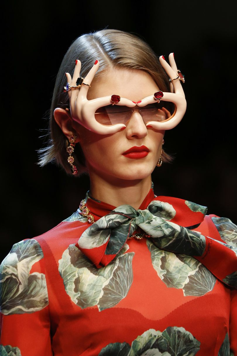 Vogue Curates The Best Spring Summer 2018 Sunglasses   Fashion News –  Conversations About Her Best-Selling 2018 Dolce   Gabbana ... 96c8ab19967f