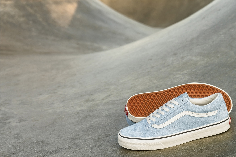5d1d19ee0cdc62 Vans Unveil New Fuzzy Old Skool   Classic Slip-Ons