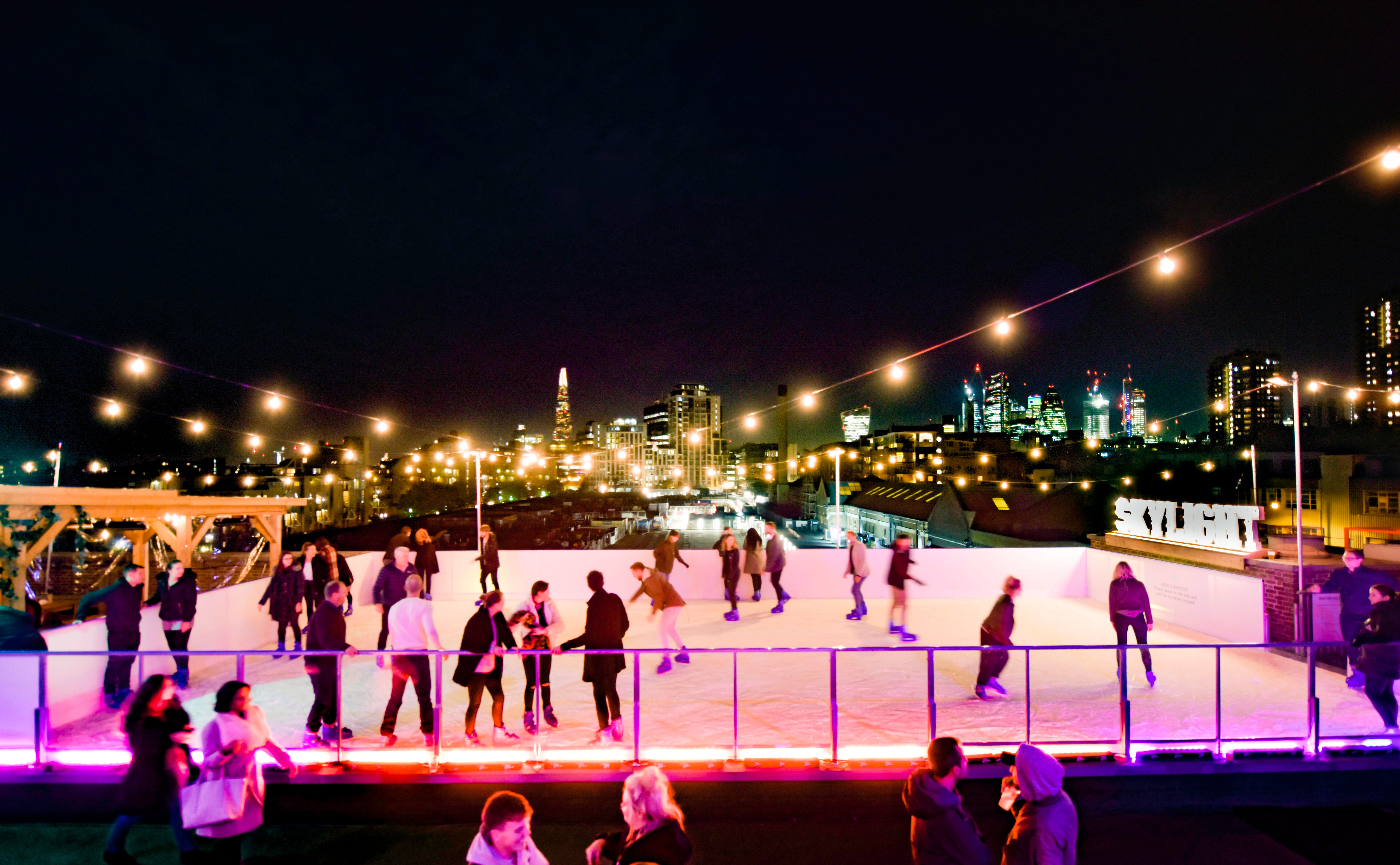 Skylight Launches New Rooftop Winter Season At Tobacco ...