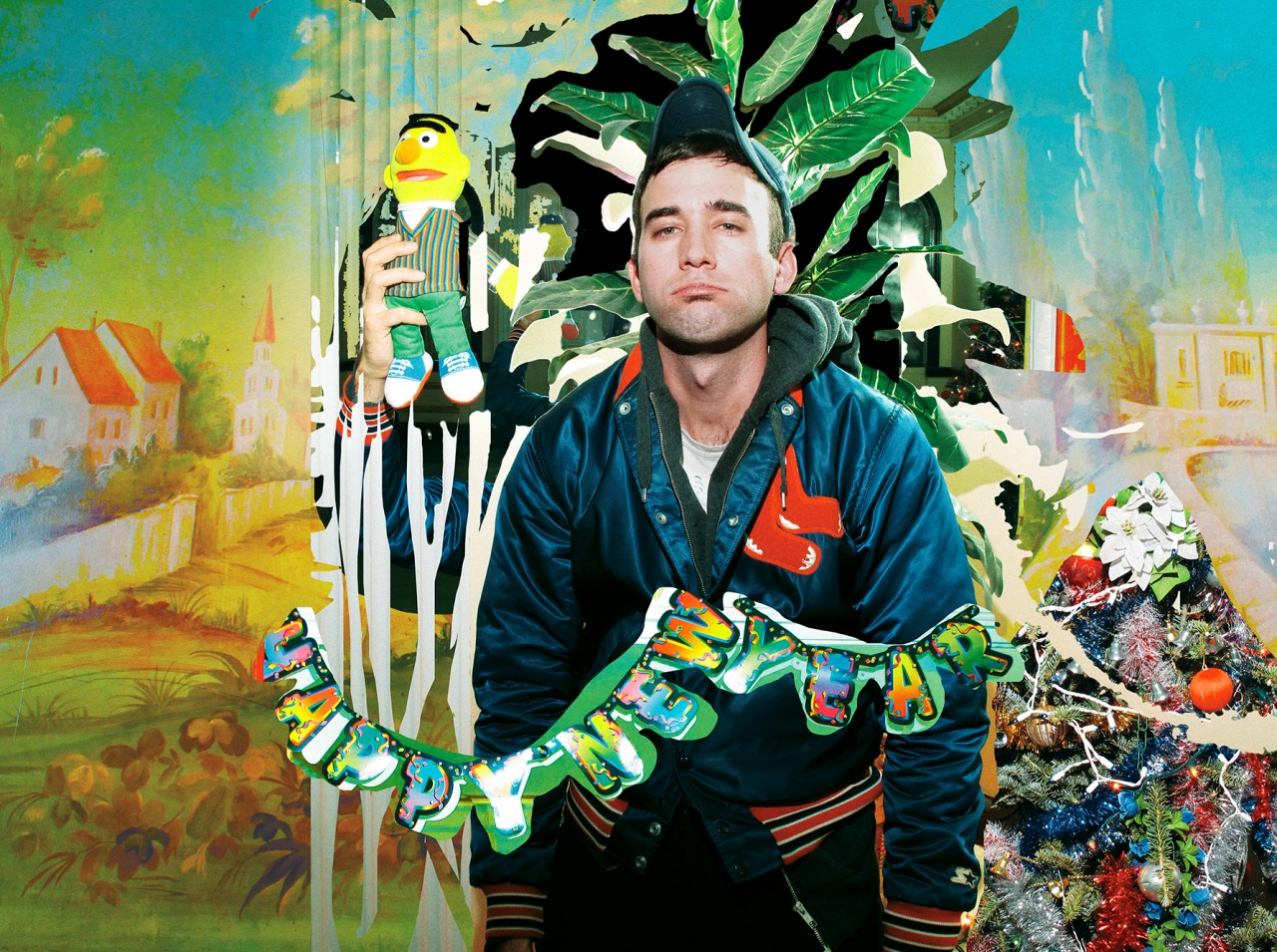 Listen To Sufjan Stevens\' New Mixtape \'The Greatest Gift\' Via NPR ...
