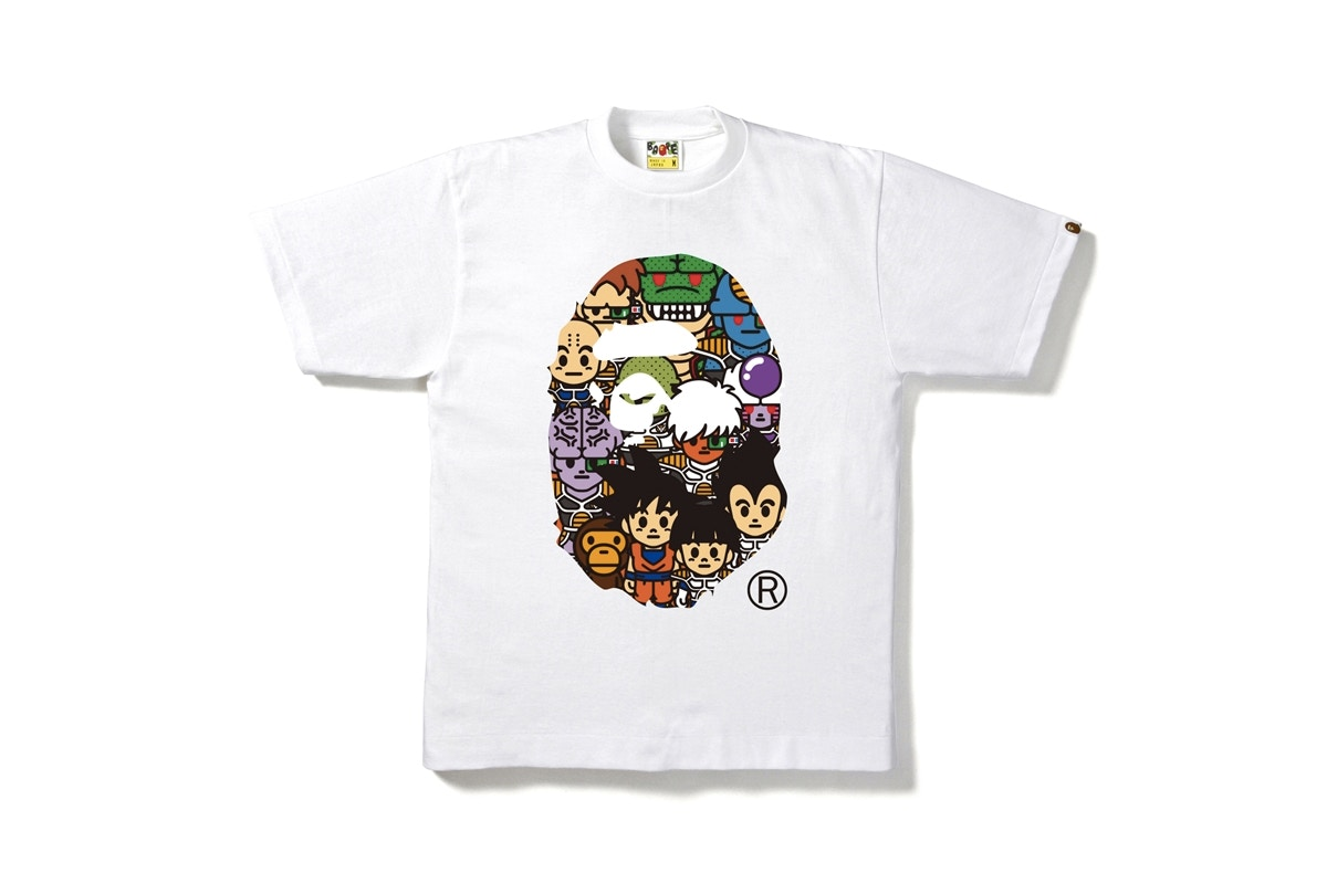 bf61a2de ... clothing line BAPE has recently been dropping different collections in  collaboration with well known brands such as Porter, Dover Street Market  Ginza, ...