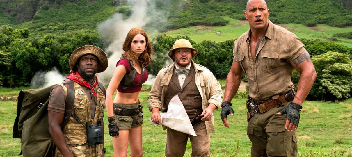 'Jumanji: Welcome To The Jungle' Is Funny And Entertaining | Film Review