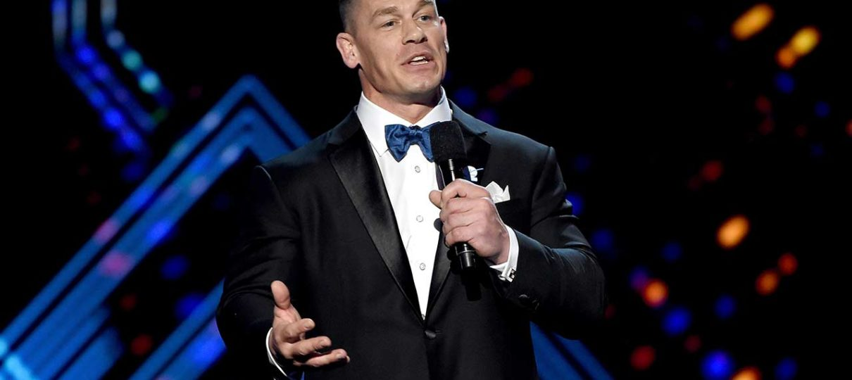 John Cena In Talks To Star In 'The Janson Directive' | Film News