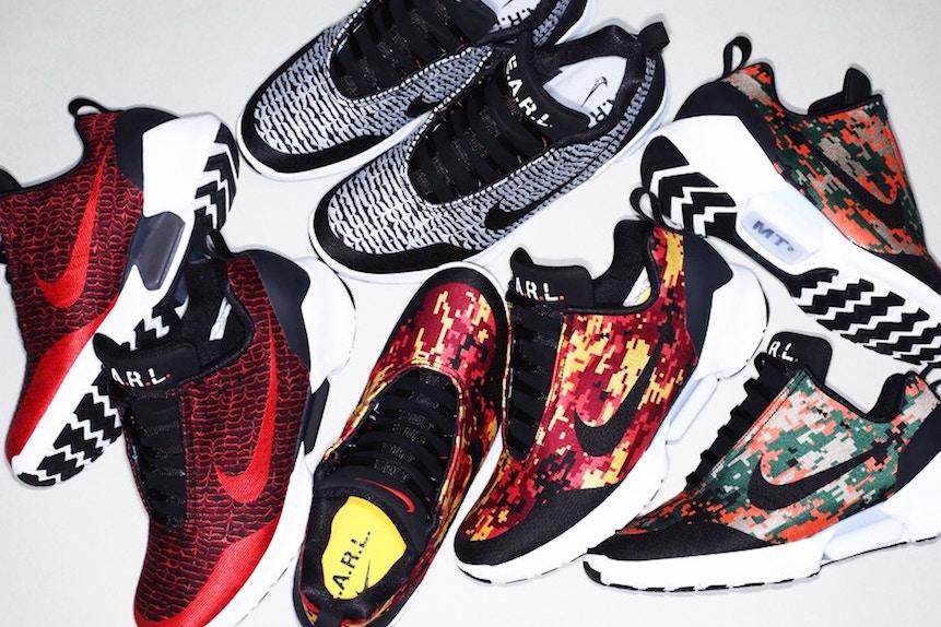 Nueva Nike Hyperadapt Combinaciones De Colores Para Enero Y Y Y Febrero De Moda 466427