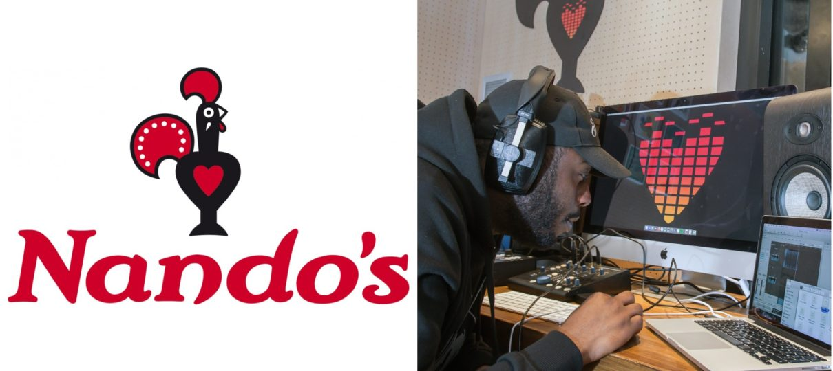 Nando's Launch Free-To-Use Studio For Aspiring Artists | Music News