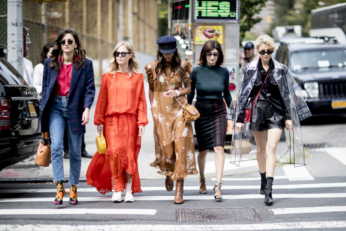 The Best Street Style Of Paris Fashion Week Fashion News Conversations About Her