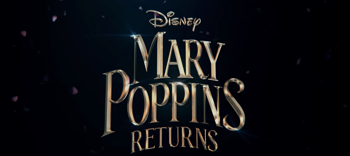 Disney Releases First Teaser For 'Mary Poppins Returns' | Film Trailer