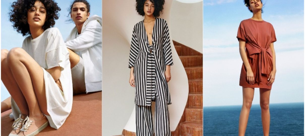 Pull & Bear Launches Its First Sustainable Collection   Fashion News