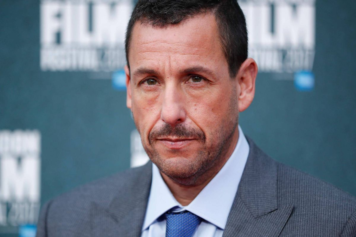 Adam Sandler To Star In 'Uncut Gems' From 'Good Time ... Adam Sandler