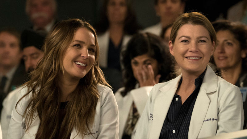 Grey\'s Anatomy\' Gets A 15th Season | TV News – Conversations About Her