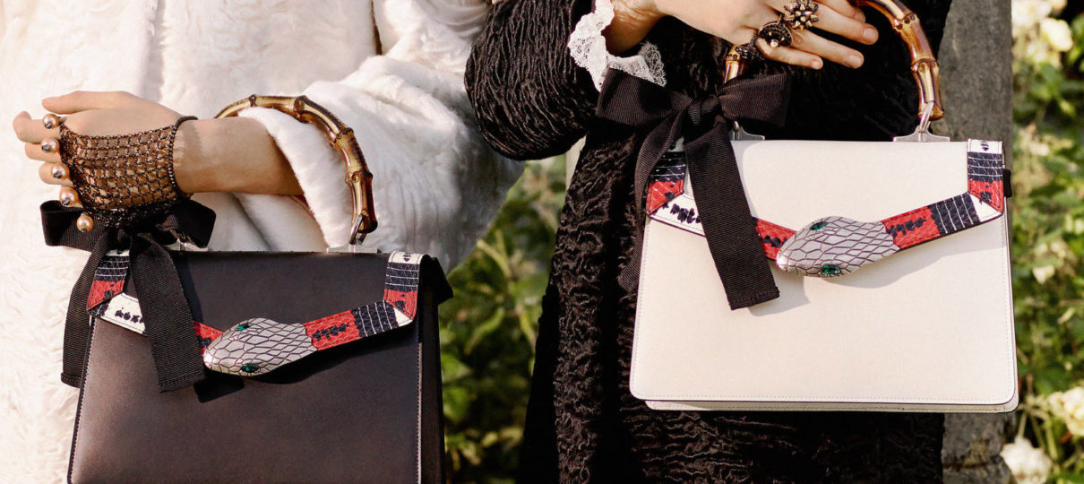 Gucci To Launch Customized 'It Girl' Handbags | Fashion News
