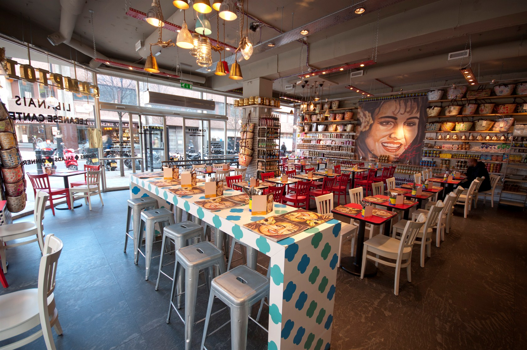 Comptoir libanais shares a special menu for ramadan - Comptoir restaurant london ...
