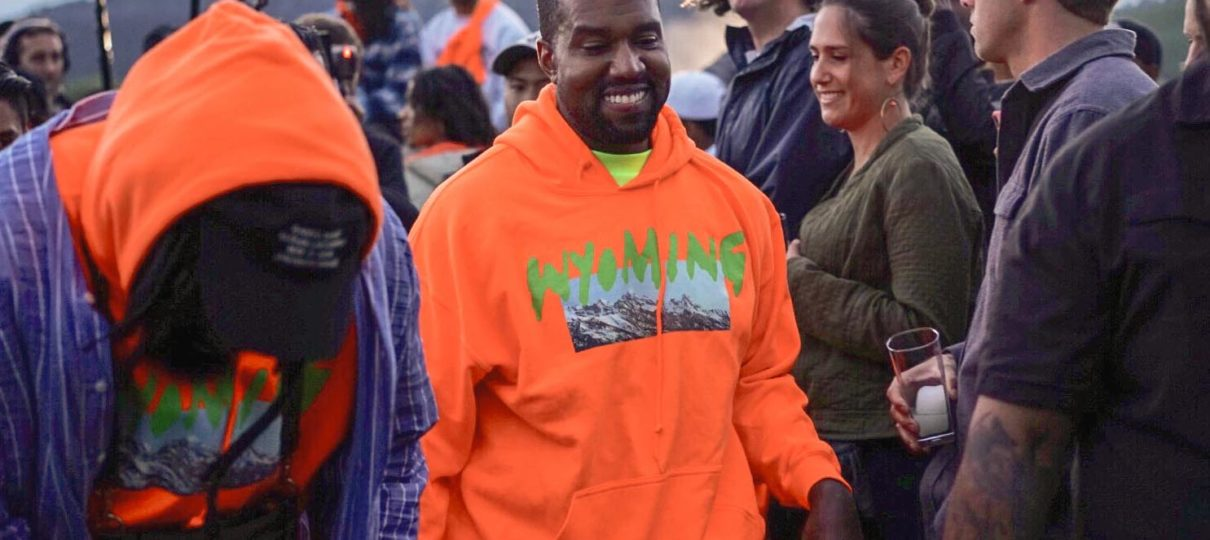Kanye West Releases New 'ye' Wyoming Listening Party Collection | Fashion News