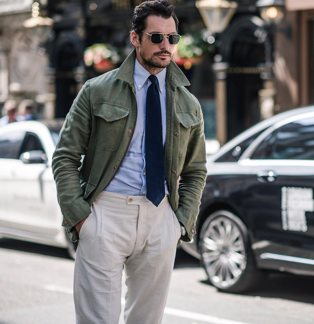 764b54f51a Scroll down to discover the best off-runway looks from London Fashion Week  Men s SS19
