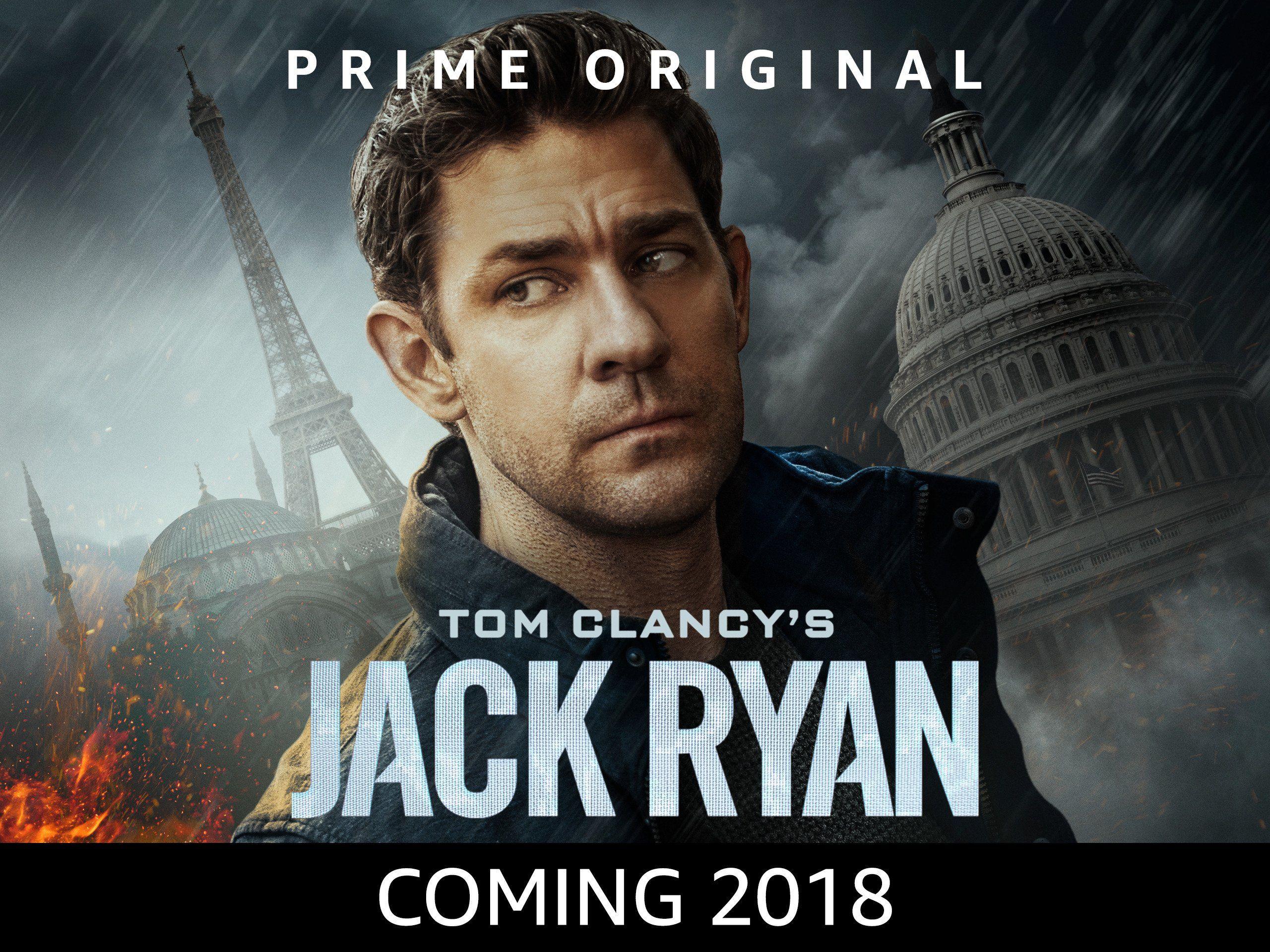 Jack Ryan Serie