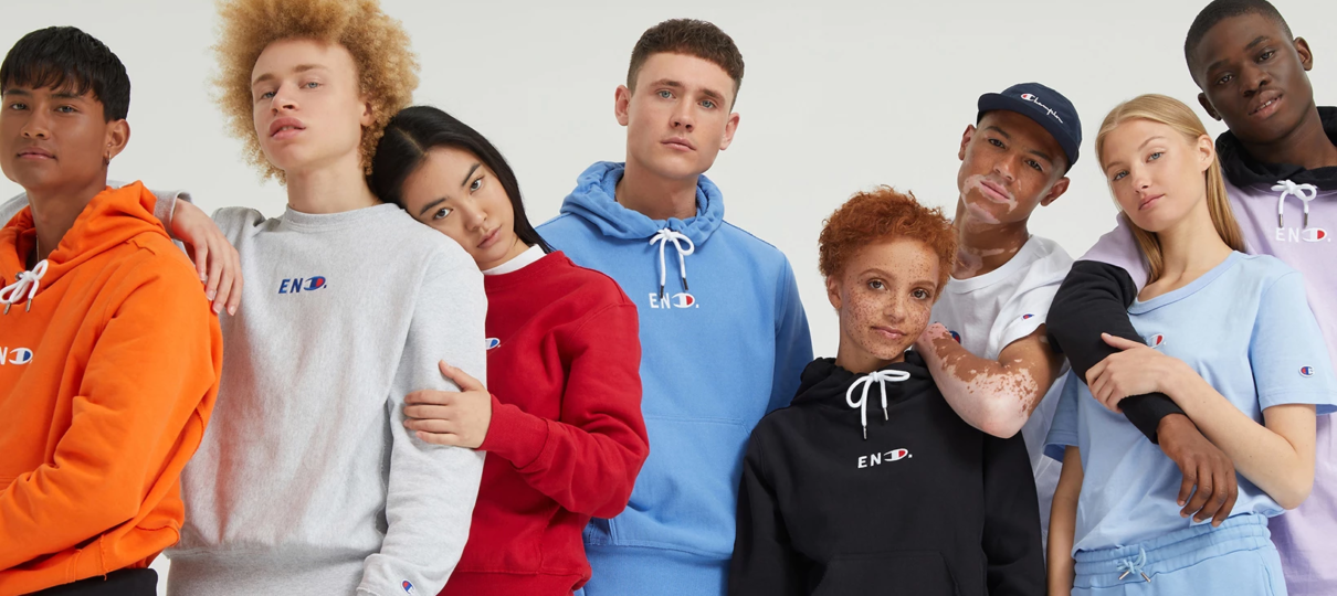 END. & Champion Collaborate For Inclusive New Collection | Fashion News