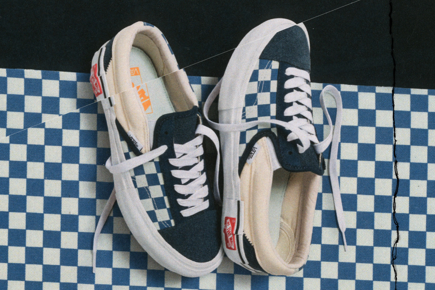 53ffedcd19dd First Look At The Vans Vault  Inside Out  Collection