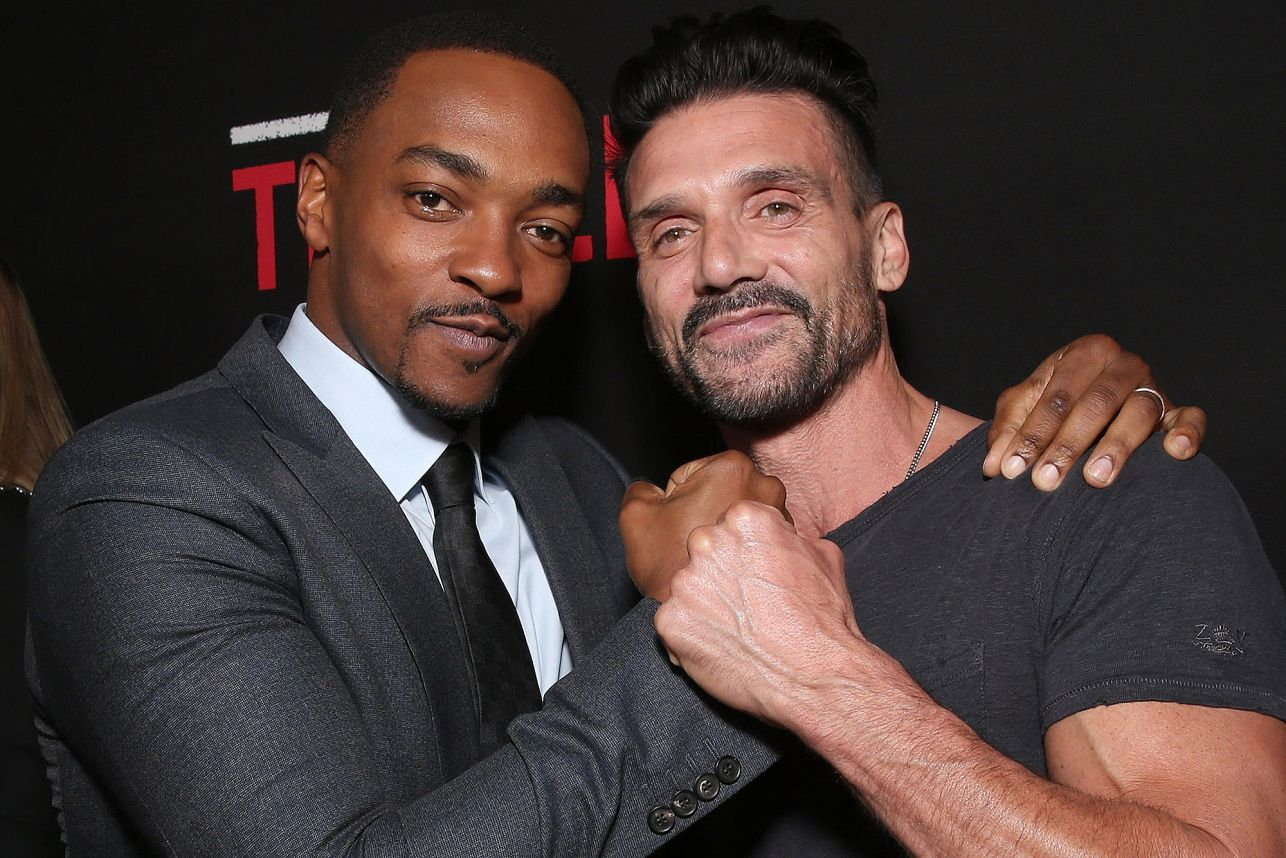 Anthony Mackie Closes Deal to Star in Captain America 4