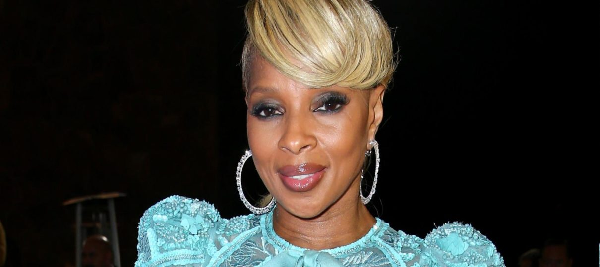 Mary J. Blige To Star In Horror-Thriller 'Body Cam' | Film News