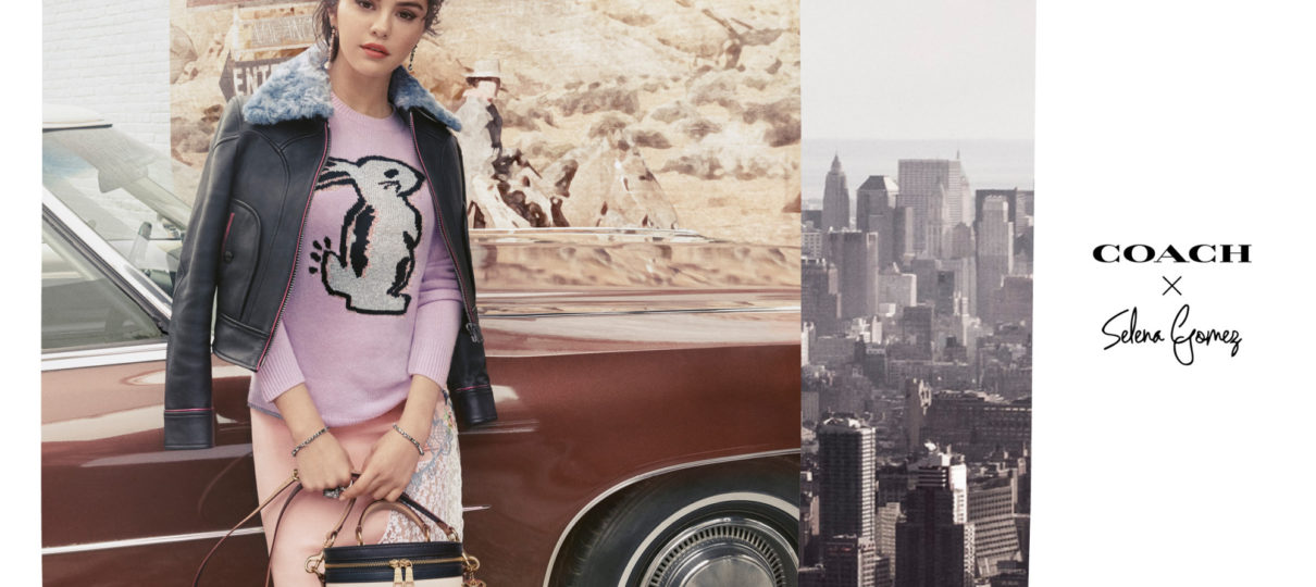 Selena Gomez's New Capsule Collection With Coach Is Here | Fashion News