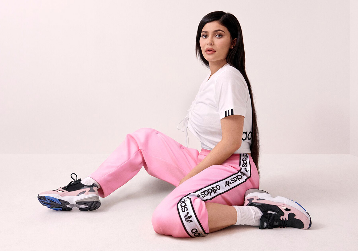 Kylie Jenner The New Adidas Ambassador For A 90 s Inspired Collection  b658f3c0b