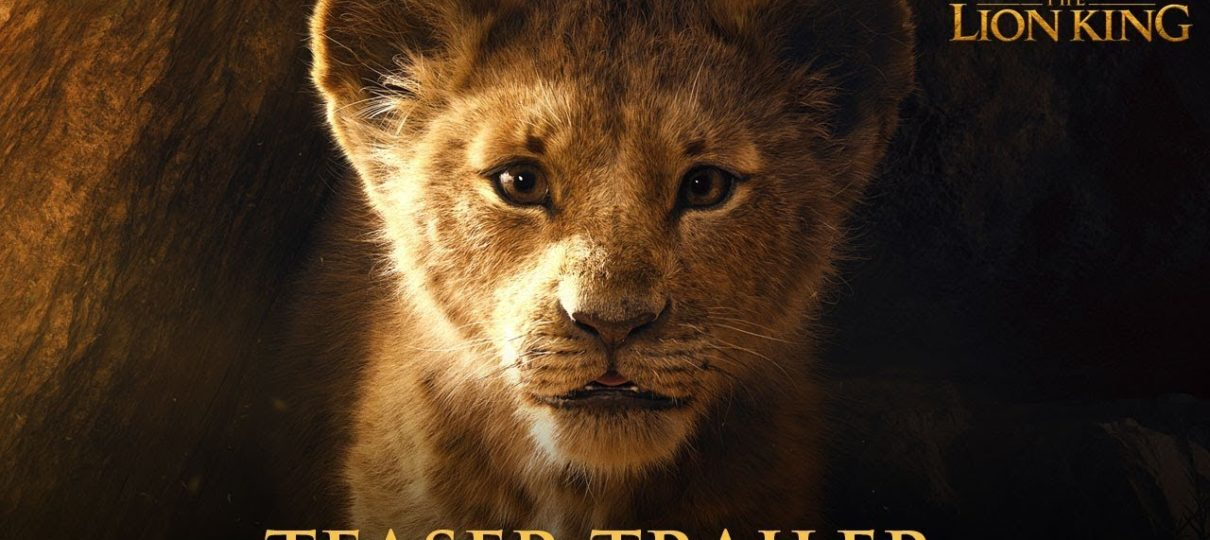 Disney Releases First Teaser For Live-Action 'Lion King' | Film Trailer