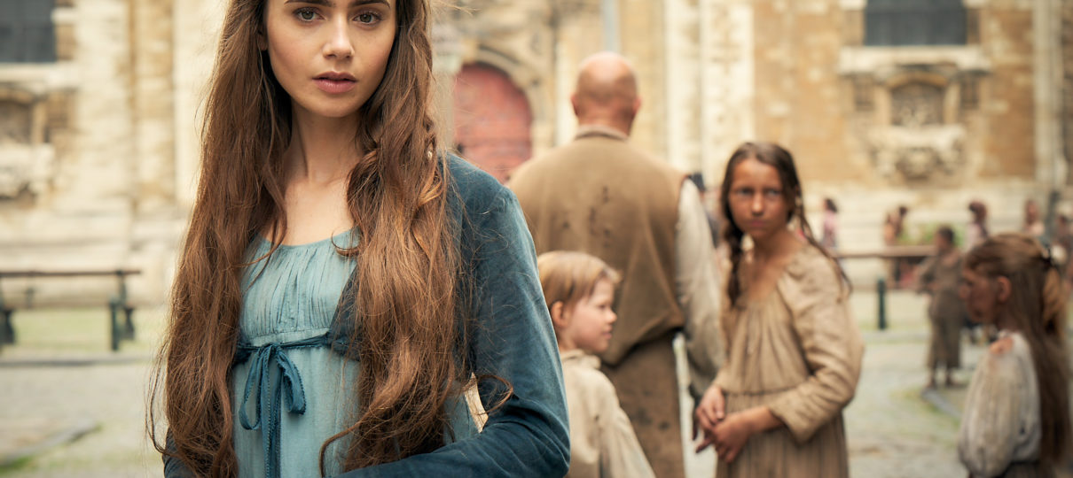 BBC Releases Trailer For Upcoming 'Les Miserables' Series Starring Lily Collins | TV Trailer