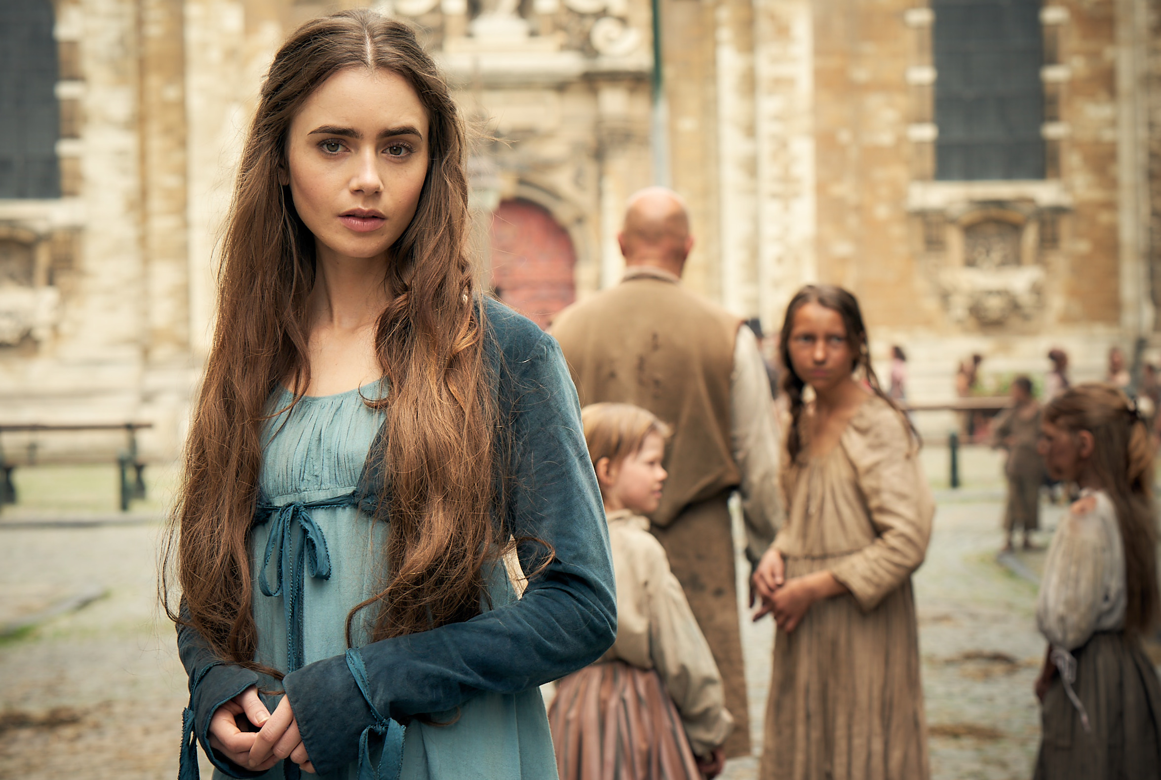 Following Les Miserables' Film success back in 2012, the BBC have released  a new trailer for an upcoming drama series of the same name, starring Lily  ...