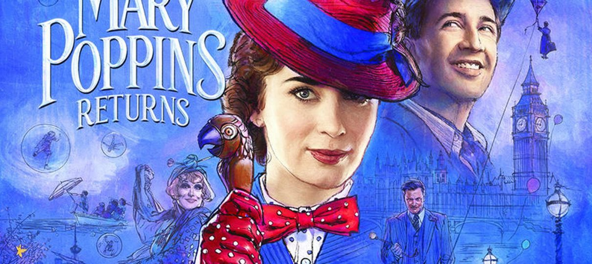 'Mary Poppins Returns' With A Spoonful Of Sugar | Film Review