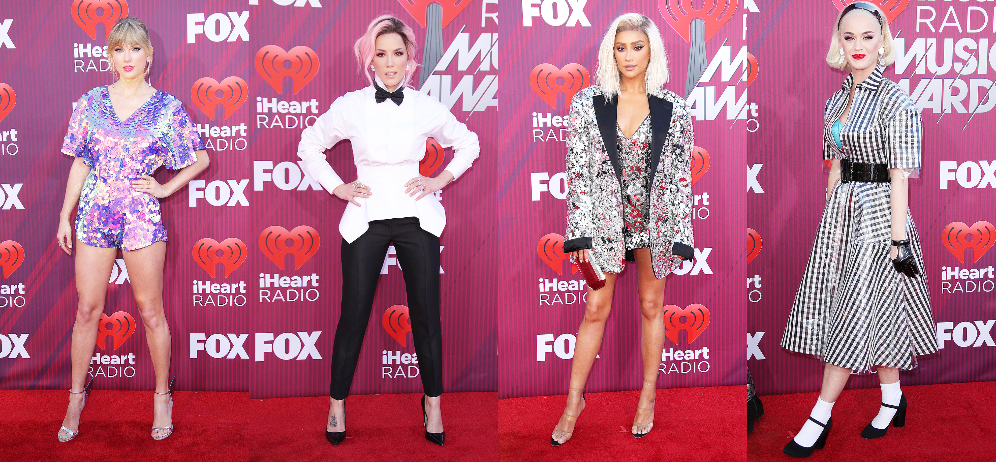 Best Red Carpets Looks At The 2019 iHeartRadio Music Awards