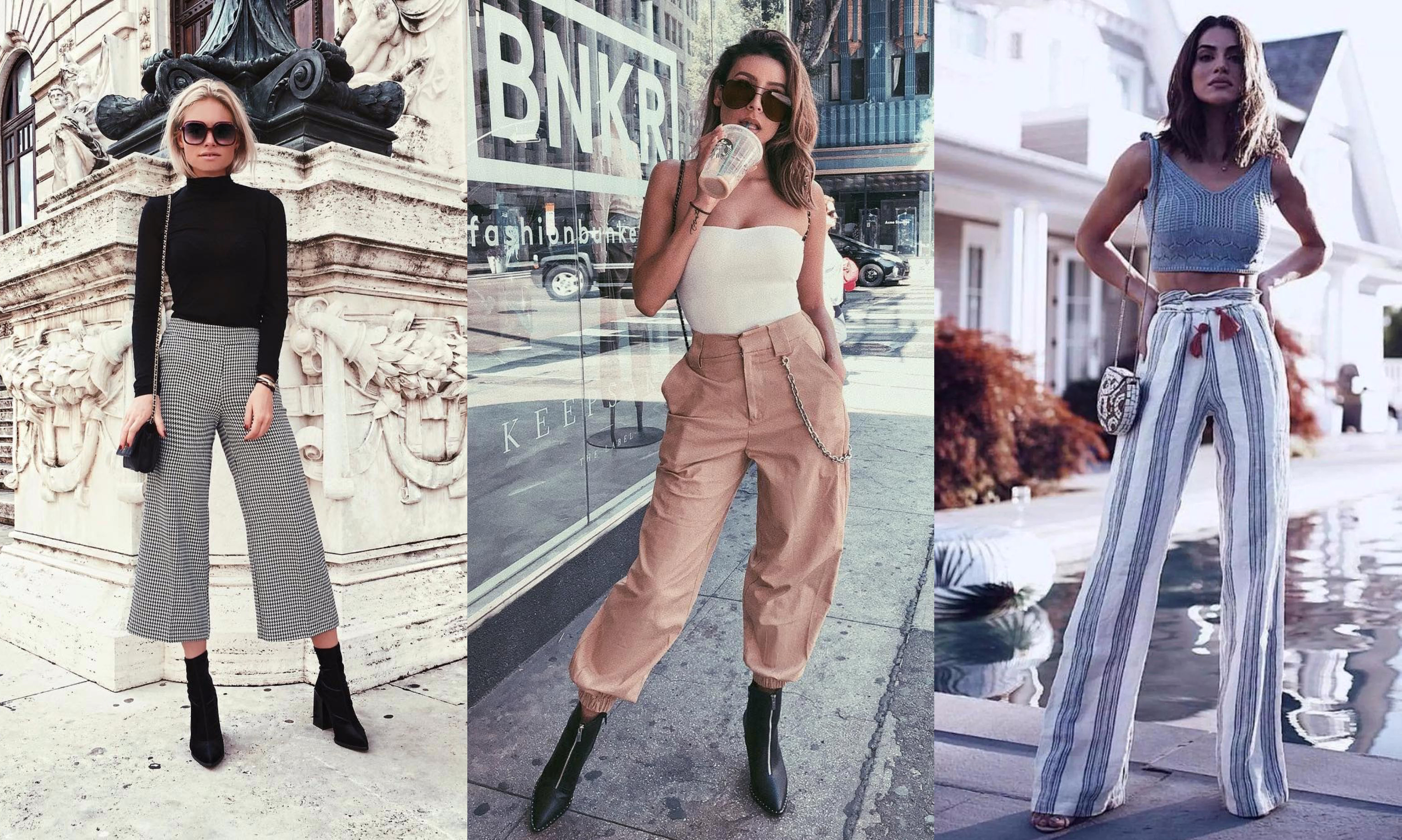 72f2a8b60458 'Must-Have' Trousers You'd Want To Wear For Spring/Summer 2019 | Fashion  News